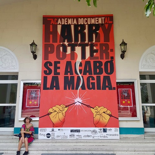 Harry Potter: Se acabó La Magia