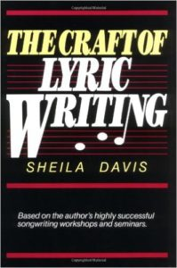sheila davis - The craft of Lyric Writing